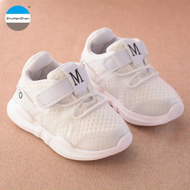 6b04a6efc 2018 1 a 5 años de edad bebé niño y niña zapatos deportivos casuales Fondo  suave