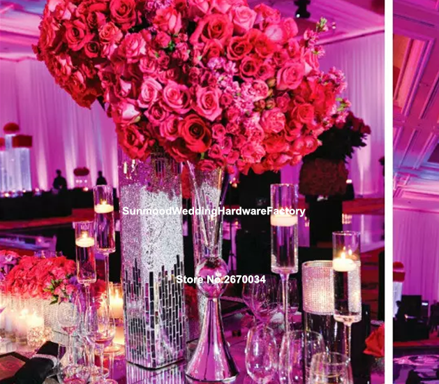 Mental wedding aisle iron pillars wedding walkway stand centerpiece mental wedding aisle iron pillars wedding walkway stand centerpiece for party christmas wedding decor in glow party supplies from home garden on junglespirit Image collections