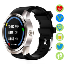 ZUCOOR Smart Watch Wrist GPS Relojes RW61 Mp3 Player Relogios Waterproof Digital Fitness font b Smartwatch