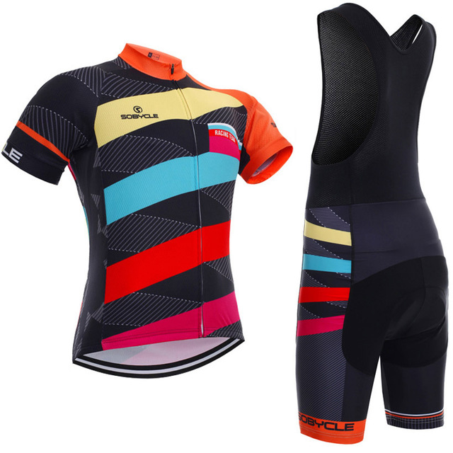 2019 TEAM 9D pro Cycling wear Bike jersey Quick Dry Mens Bicycle clothes short  sleeves pro Cycling Jerseys bike shorts set 0c82d0214