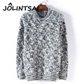 Sweater Men 2017 Brand Pullovers Casual Christmas Sweater Male O-Neck Multi-Color Slim Fit Knitting Mens Sweaters Man Pullover