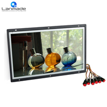 Lanmade Programmable Lcd Display 185inch Led Digital 12 9 Taxi Advertising Player