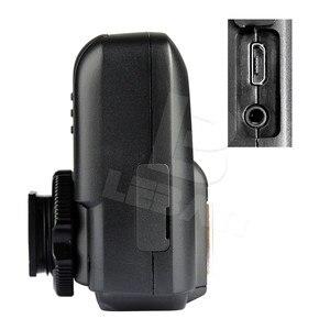 Image 5 - Godox X1R C 2.4 גרם המצלמה פלאש הדק TTL הדק שלט רחוק אלחוטי X1 C למצלמת Canon 1000D 700D 650D (מקלט בלבד)