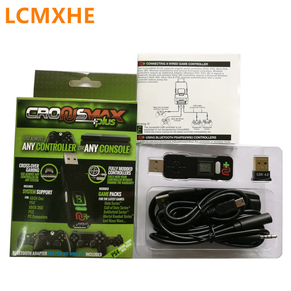 New Version For CronusMax Plus Gaming Controller Adapter