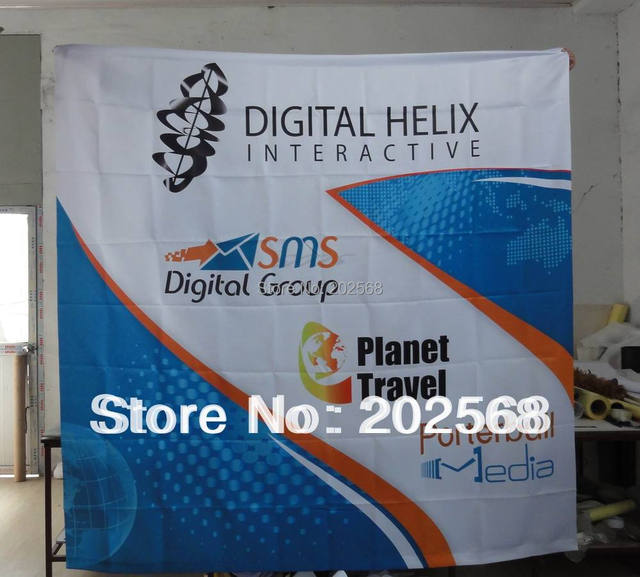 large format dye sublimation printing fabric banner(max width=250cm ...