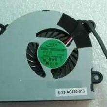 Ssea ноутбук Процессор вентилятор охлаждения для MSI S6000 x600 вентилятор процессора AB6505HX-J03
