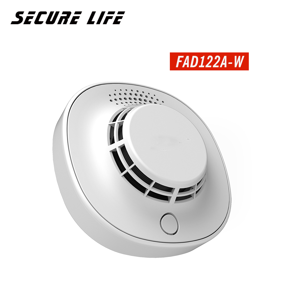 Alarm Detector For Home Security Alarm System Wireless Smoke Detector FAD122A-WAlarm Detector For Home Security Alarm System Wireless Smoke Detector FAD122A-W