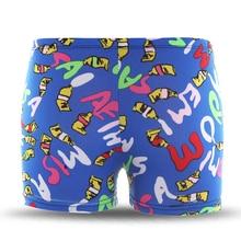 Cartoon font b Kids b font Children Boys Swim Beach Swimming Wear Bathing Suit Boxer Shorts