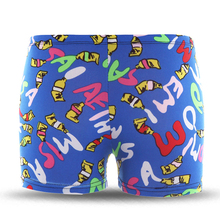 Cartoon Kids Children Boys Swim Beach Swimming Wear Bathing Suit Boxer Shorts Trunks Briefs Pants Beachwear Swimwear Swimsuit