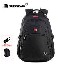 Swisswin mode männer laptop rucksäcke mini wasserdichte taschen frauen schule reisetasche brand new bag verkauf SW9130