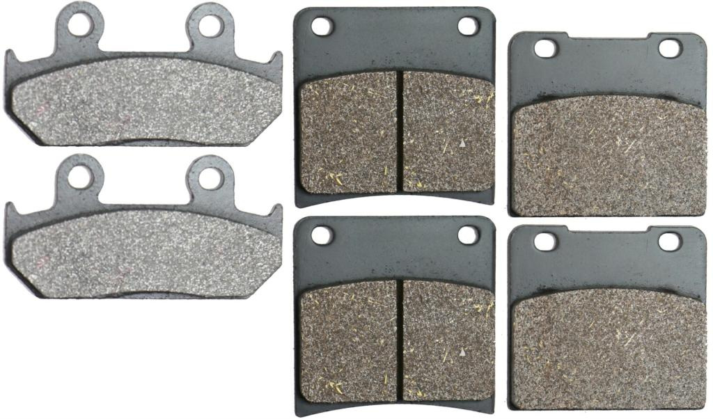 US $4 89 |Brake Pads set for SUZUKI GV1400 GV 1400 GDG GCG GDH GDJ