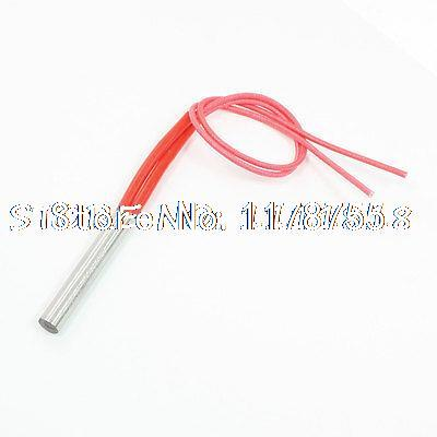 Corrosion Resistant Stainless Steel Cartridge Heater 220V 150W 8mm x 50mm