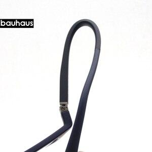 Image 5 - Bauhaus Polarized Sunglasses Men  5 In 1 Magnetic Clip On Glasses ULTEM Optical Prescription Eyewear Frames Eyeglass