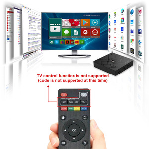 Image 2 - HK1 Mini Tv Box Android 9.0 Smart Tv Box RK3229 Quad Core 2Gb Ram 16Gb Rom H.265 Hevc 2.4G Wifi 4K Hd Media Speler Set Top Box