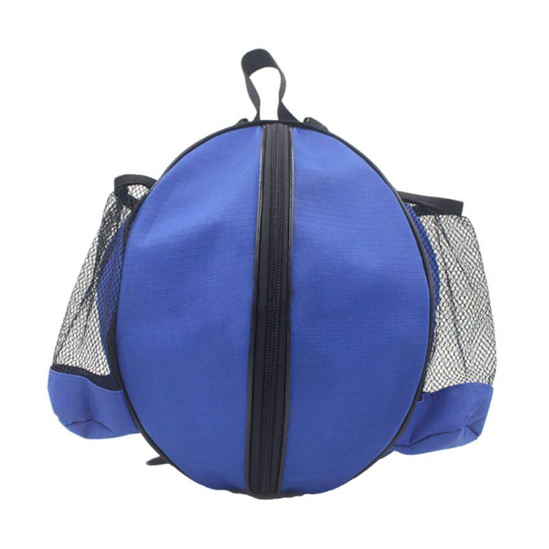 Creative Kids Football Kits Waterproof Volleyball Basketball Bag Portable Basketball Backpack Water Bottle Ball Pack Soccer Sports Bags