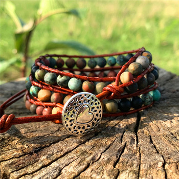 Handmade Boho Wrap Bracelets For Women