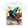 Grand Theft Auto 3D XBOX GTA 5 Фантазии Мужчин Футболка с коротким Рукавом Уличный Стиль Высокое Качество Несколько Стилей MOTO Унисекс гта5 футболка