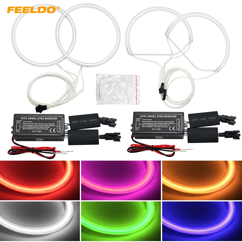 4Pcs/set Car CCFL Angel Eyes Light Halo Rings Kits Light For Lexus IS200/300/Toyota Altezza/Altezza Gita (Japan) 1998-2005 angel 300