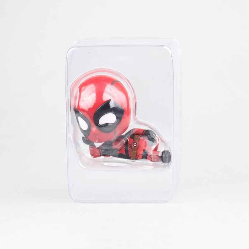 New Hot! Deadpool 2 Granada Segurando Versão Balançando A Cabeça Da Boneca PVC Action Figure Collectible Modelo Toy