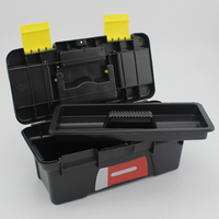 Urijk Large Solid Durable Suitcase PP Lock HardwareTool Box Multiple Models Electronic Components Packaging Case High