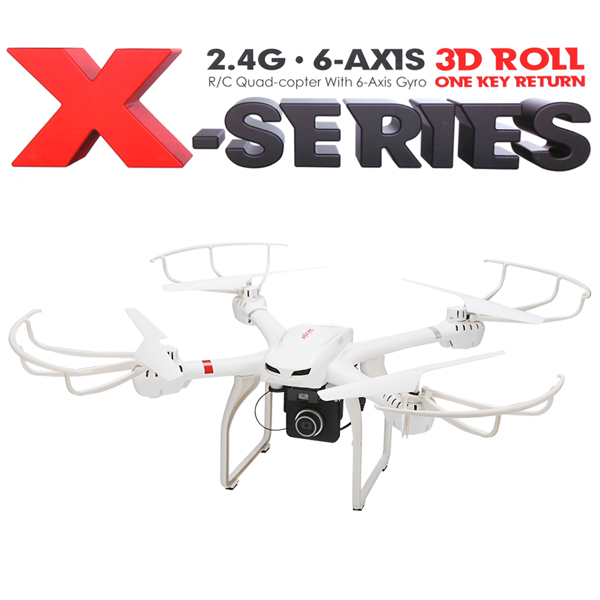 Professional Drone MJX X101 Quadcopter 2.4g 6-axis Helicopter with Gimble Add C4008 FPV Wifi Camera Hd RTF Vs X8c X8G