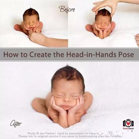 Baby photography later figure puzzle20