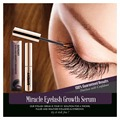 QORENY Eyelash Growth Treatments El crecimiento de las pestanas 5ml (3 Pieces/lot) Curling Thick Lengthening Nutritious