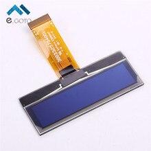 Голубой цвет 2.23 «2.23 дюйма OLED Дисплей модуль 128×32 для Arduino