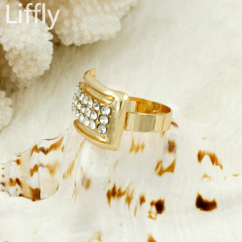 Новые нигерийские Свадебные ювелирные изделия модное женское ожерелье с камнями золотые серьги, ювелирный набор турецкие свадебные Рождественские украшения