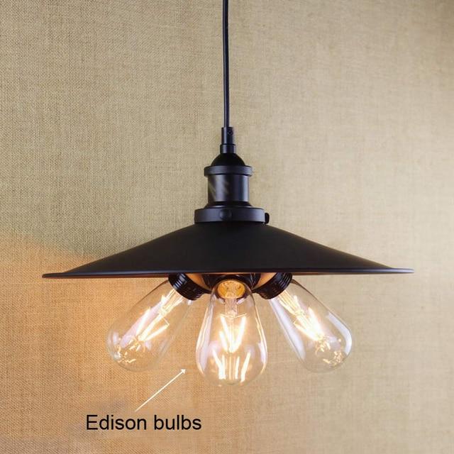 Elegante schwarz von anhänger lampe für Küche Lichter Schrank Wohn ...