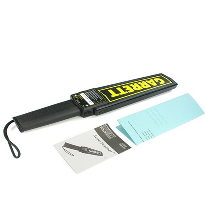 Professional Metal Detector Gold Handheld High Sensitivity Scanner For Security Detectors Good Quality цена