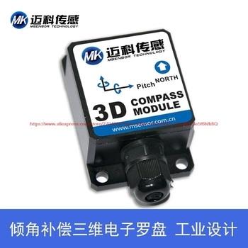 Brújula electrónica tridimensional HCM365B tipo de compensación de ángulo, sensor magnético, brújula electrónica, brújula magnética