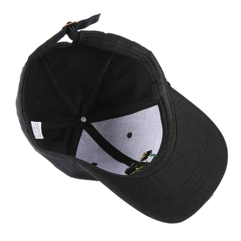 7574bc8b0f883 ... 2018 Kermit the frog Sipping Tea Kermit Tea Hat Drake Embroidery cap  LeBron James new Classic ...