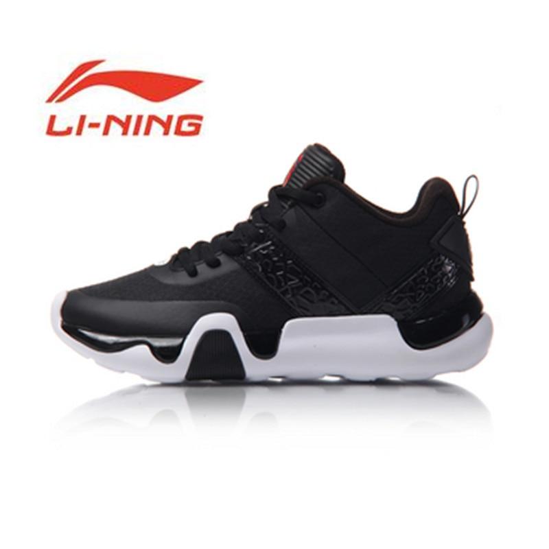Chaussures de basket-ball li-ning pour jeunes enfants de la série Wade chaussures de basket-ball li-ning nuage coussin baskets légères respirantes Li Ning chaussures de sport YKBM003