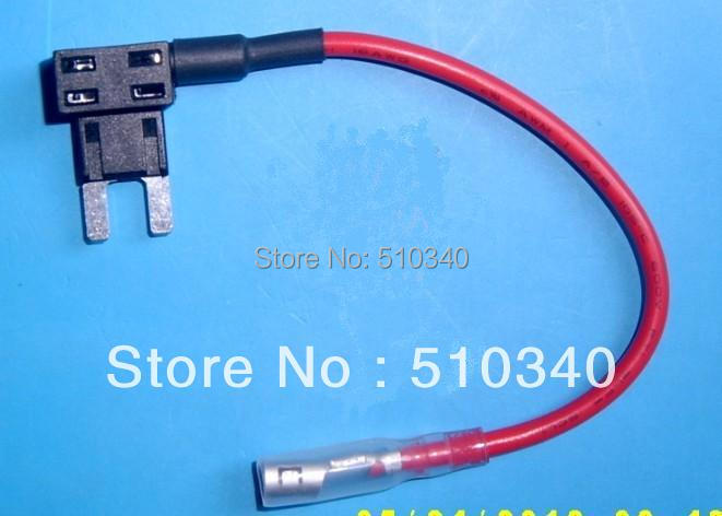 popular automotive fuse box buy cheap automotive fuse box lots 6 pcs add a circuit fuse tap piggy back blade auto fuse holder auto