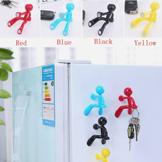 Super Strong Magnetic Key Holder keychain Monkey Creative Design ...
