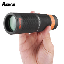 10X36 High Level HD BAK4 Waterproof Monocular Zoom Telescope Full Nitrogen Telescope Binoculars For Hunting Tourism Free Ship top level 8x56 binocular telescope bird watching waterproof fogroof bak4 binoculars full with the nitrogen for hunting