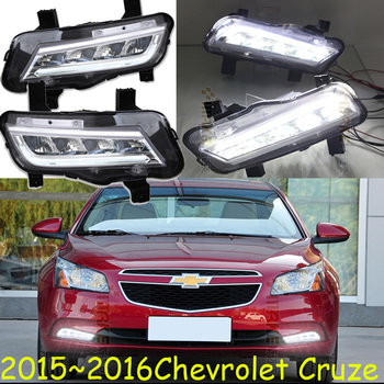 car accessories,Cruze daytime light,2009~2013/2015~2016;Free ship!LED,Cruze fog light,avalanche,beretta,suburban,c1500,b7 image