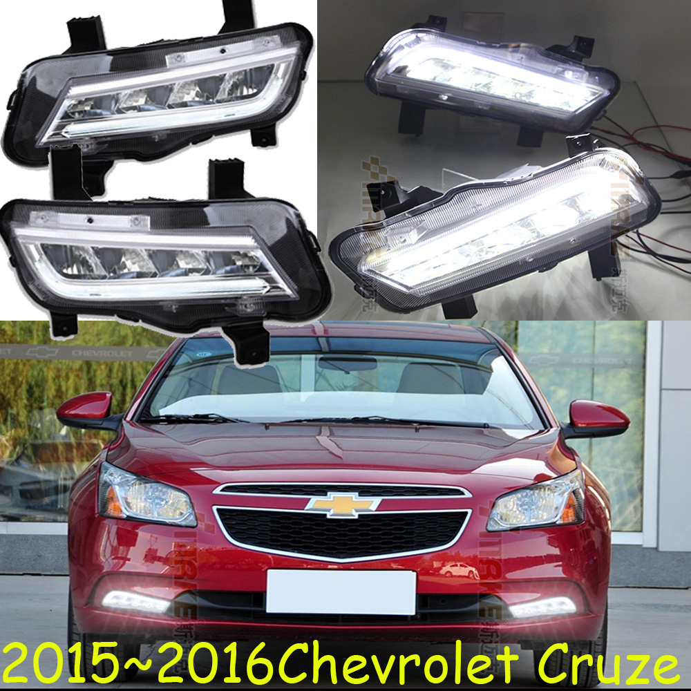car accessories,Cruze daytime light,<font><b>2009</b></font>~2013/<font><b>2015</b></font>~2016;Free ship!LED,Cruze fog light,avalanche,beretta,suburban,c1500,b7 image