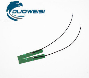 2.4G built-in module wifi omni antenna PCB board patch antenna 3BD gain IPEX interface image