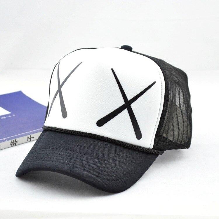 Grande XX moda mujeres y hombres sombreros hiphop verano Tapas de cartón encantadora  béisbol corriente principal del sombrero de hip hop gorras al por mayor ... a86dcfd9756