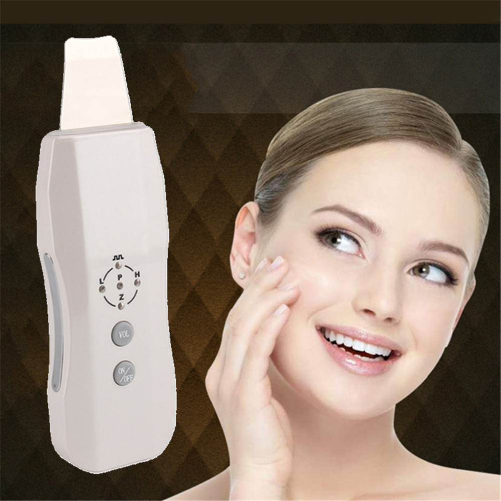 Professional Skin Scrubber Massager Machine Facial Skin Deeply Cleaning Device Anion Face Skin Care Peeling Lifting Scrubber skin scrubber massager machine ultrasonic facial skin deeply cleaning device anion remove dirt blackhead face whitening lifting