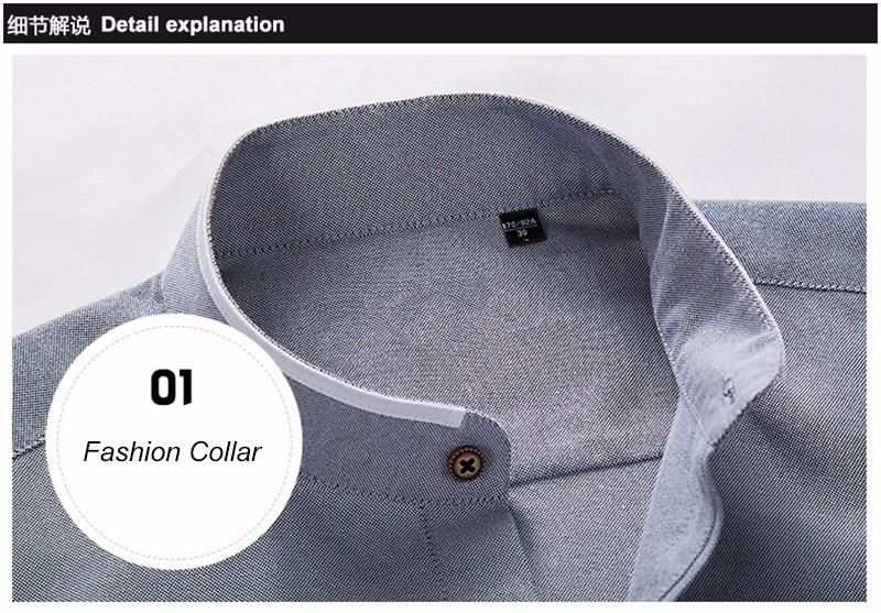 Korean Sleeve Collar Long 14