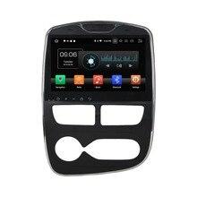OTOJETA android 8,0 dvd-плеер автомобиля 8 core 4 ГБ оперативной памяти 32 ГБ rom IPS экран Мультимедиа Стерео для renault clio 2016 цифровой аналоговый gps