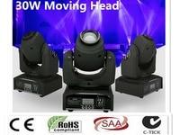 30W LED Spot Moving Head Light/USA Luminums dmx controller dj Spot Light dmx controller disco light moving head