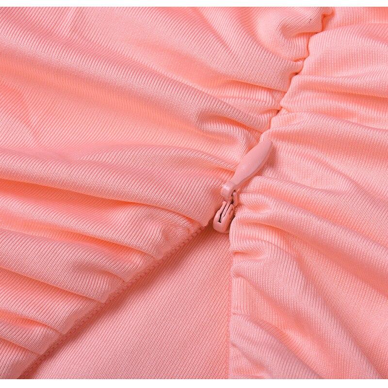 HTB1QDCRXxv1gK0jSZFFq6z0sXXah - NewAsia 2 Layers White Summer Dress Women 2020 Elegant Straps Ruched Maxi Dress Pink Long Dress Sexy Dresses Party Night Robe