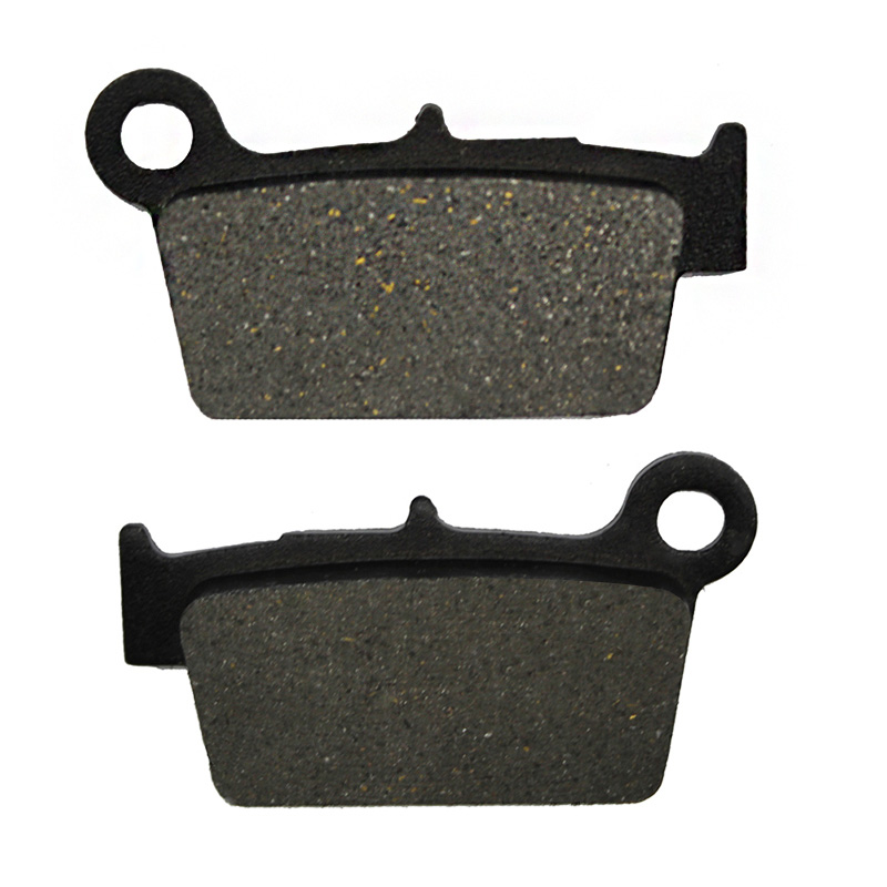 FRONT REAR Brake Pads for Yamaha YZ 250 F 2003-2006