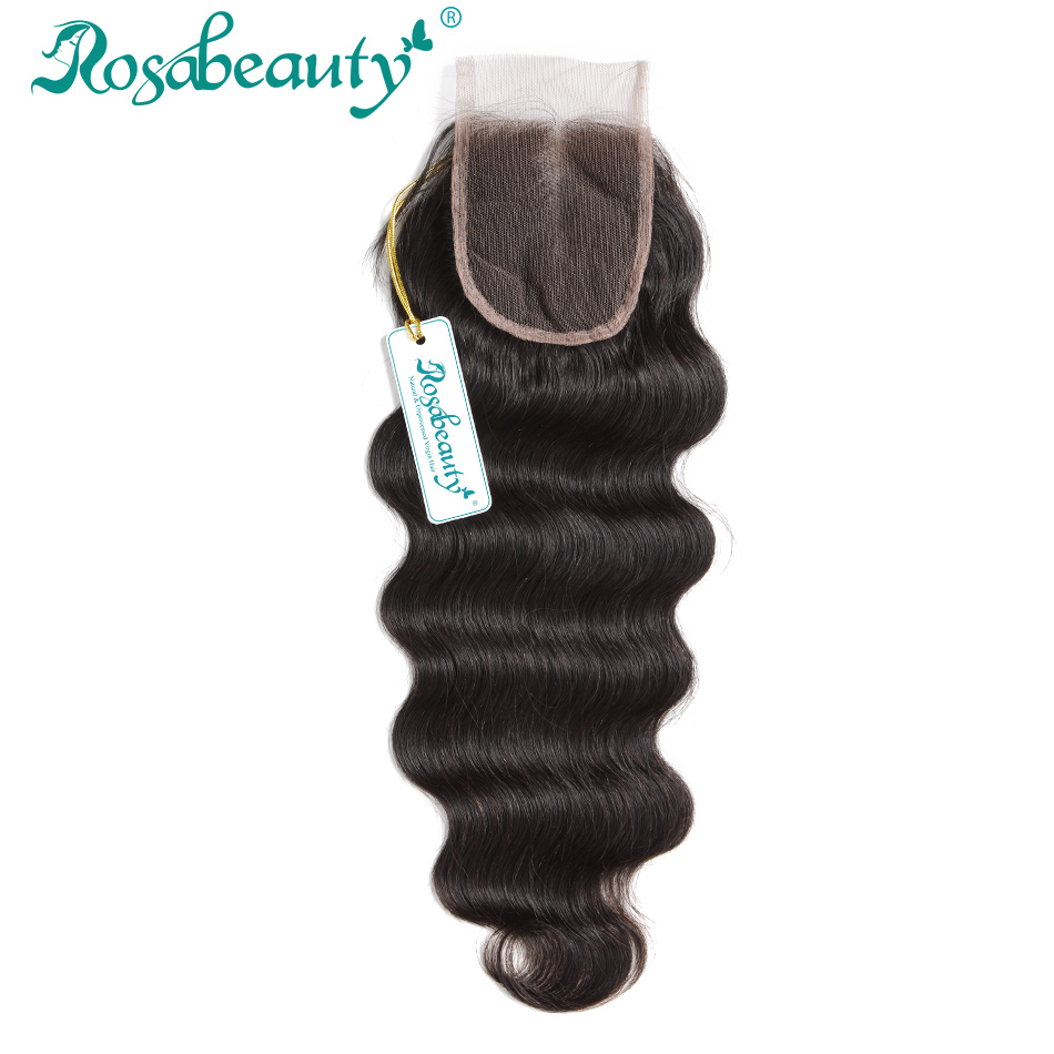 Aliexpress.com : Buy Middle/Free PartLace Closure Bleached