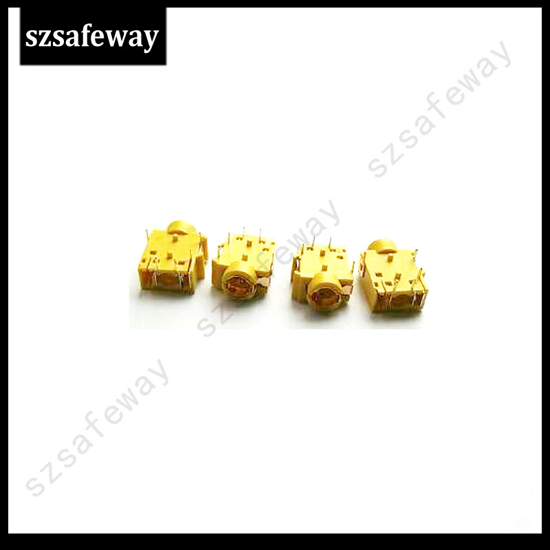 10PCS/LOT  Two Way Radio Accessories Connetor For Vertex VX231 VX351