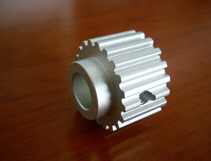 High-precision timing belt pulley for machine T2.5,24tooth groove